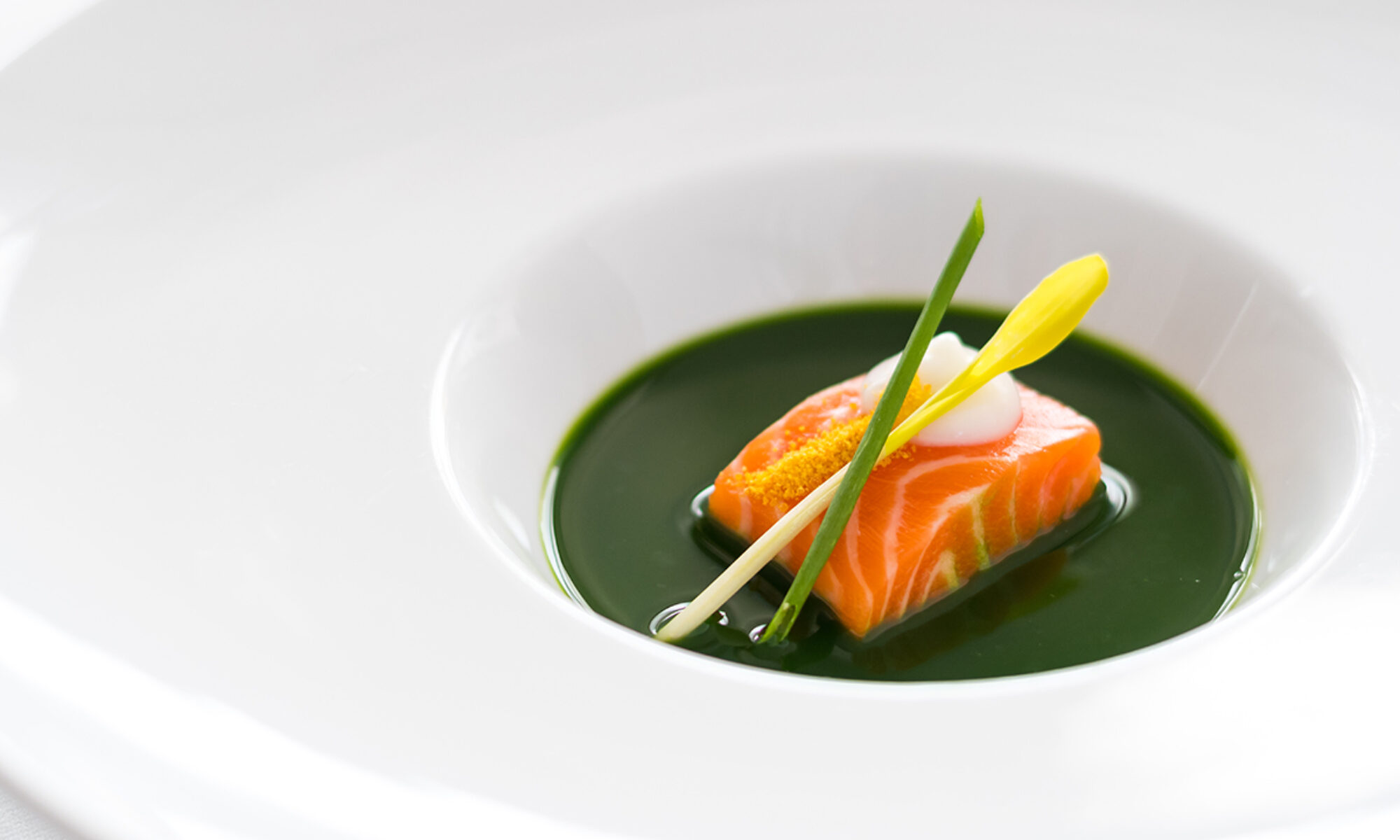 Exquisite food. Impeccable service.